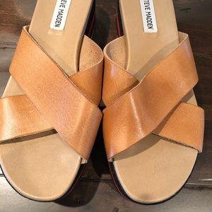 8e42af480f9 Steve Madden Shoes - Steven Madden Asher Slide Sandal